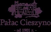 logo przedstawiające pałac
